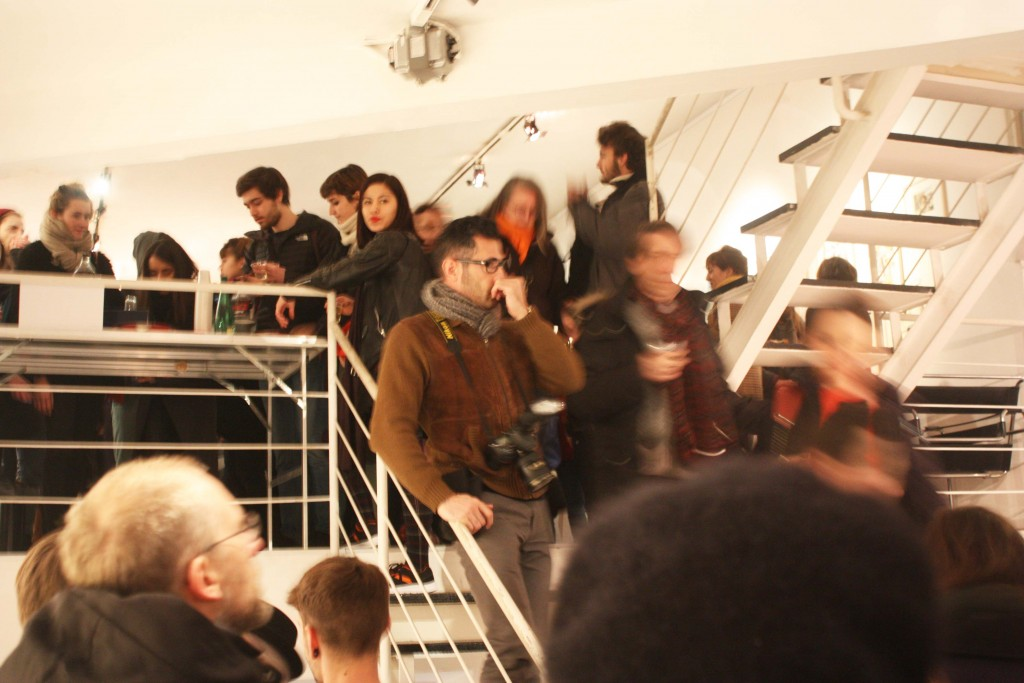 Lancement Nyctalope n°8 – Art Factory Gallery