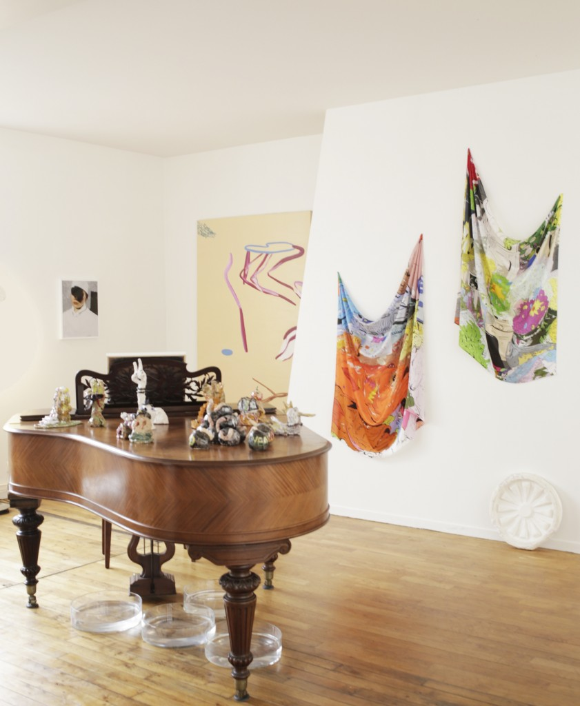 Early work meets Appartement (group show) – Appartement