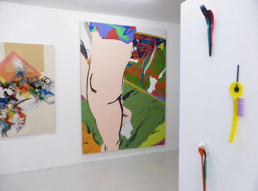 Sommaire (group show) – Studio Pilote