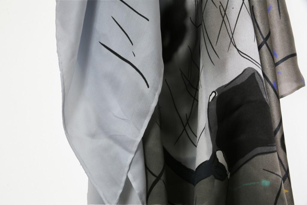 Silk scarves #1