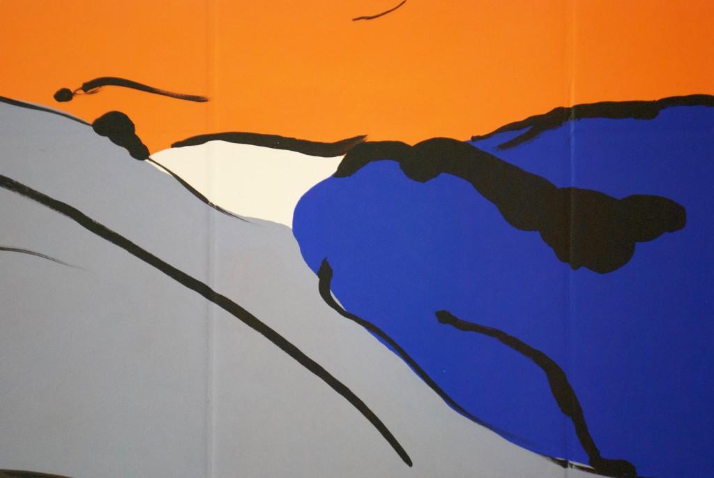 Fresque – La petite marée