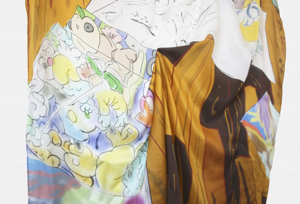 Silk scarves #2