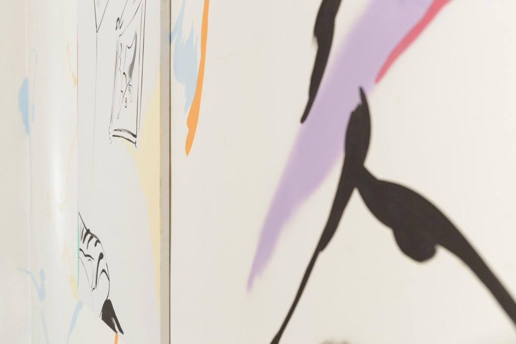 Fresque – Chez Sophie
