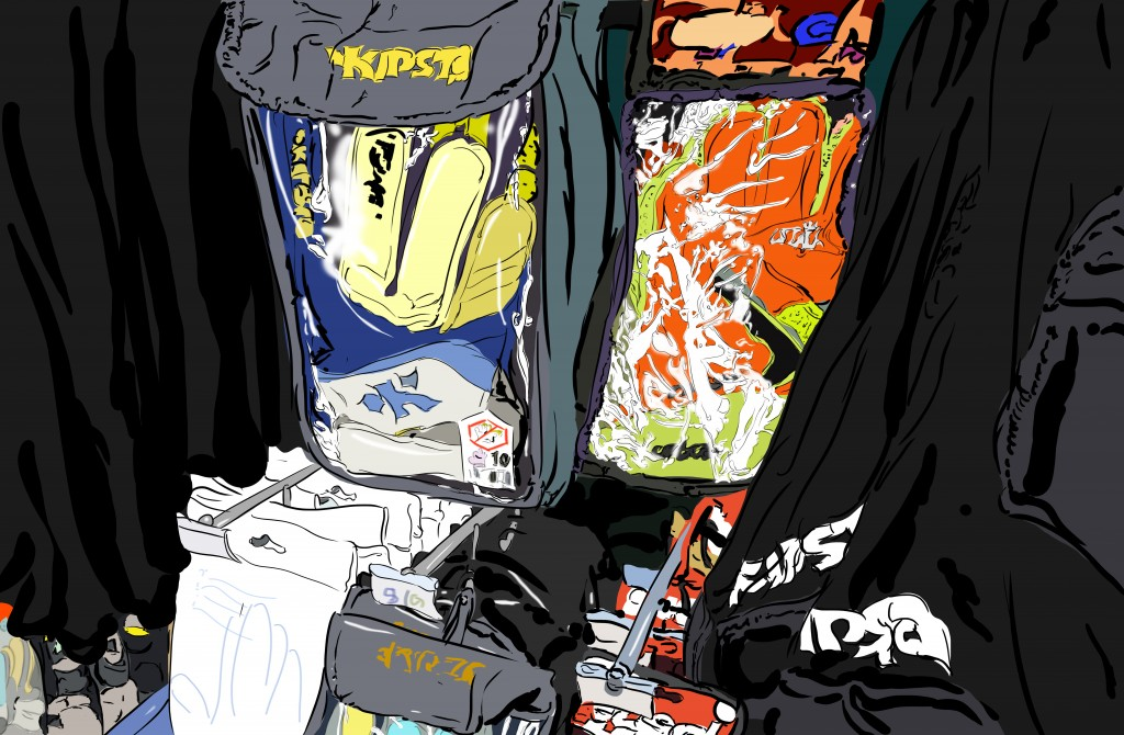 Sport – Papier Machine