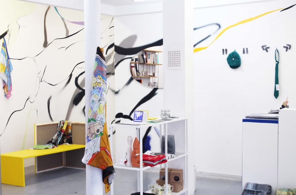Open (group show) – T2 (run space)