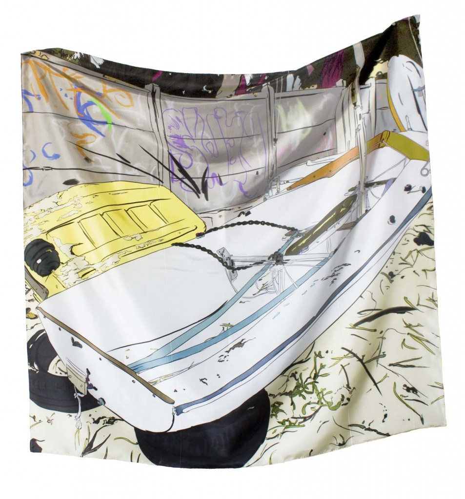 Silk scarves #3