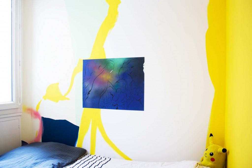 Fresque – Chez Alberto