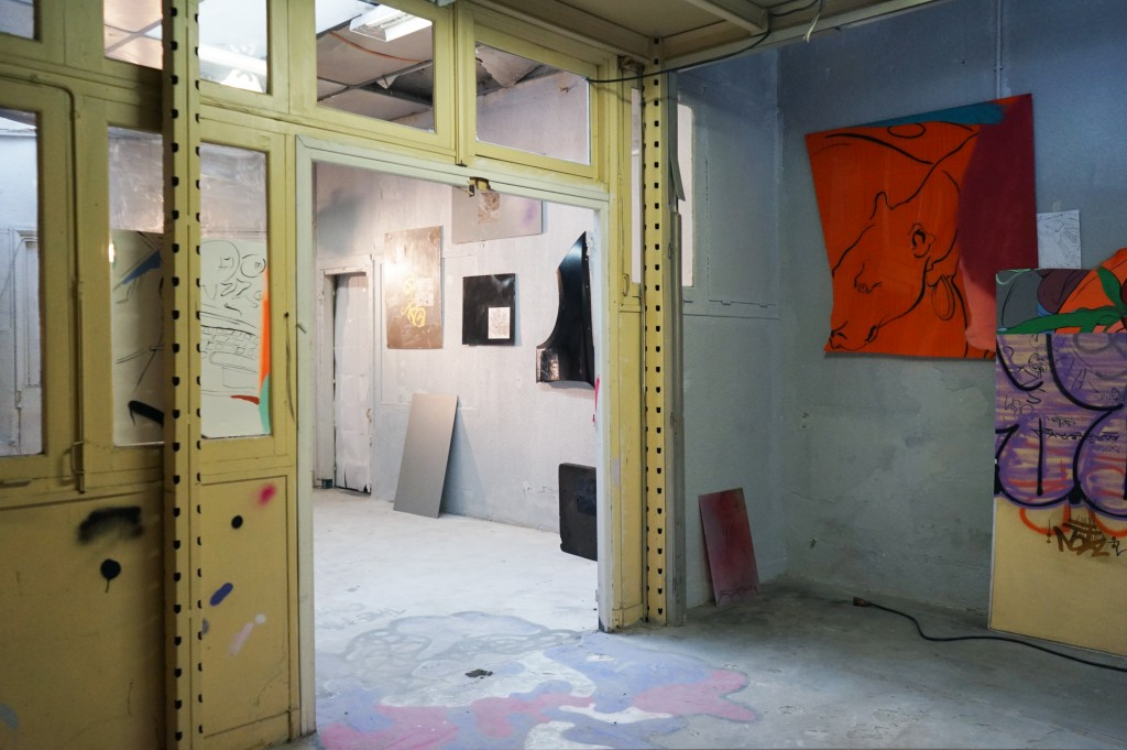 Résidence 35H (group show) – Le Garage