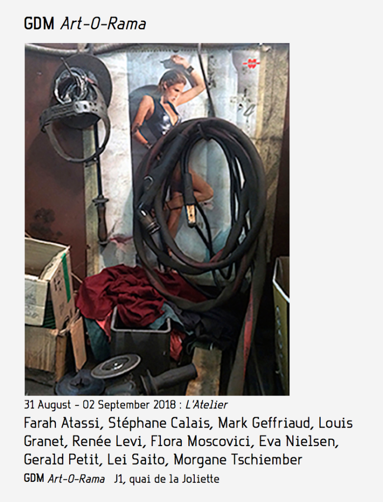 L'atelier – Galerie des multiples, Art-o-rama, Marseille