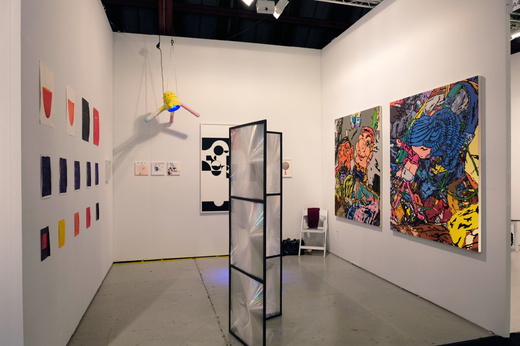 Art of Los Angeles with Gdm gallery, Los Angeles
