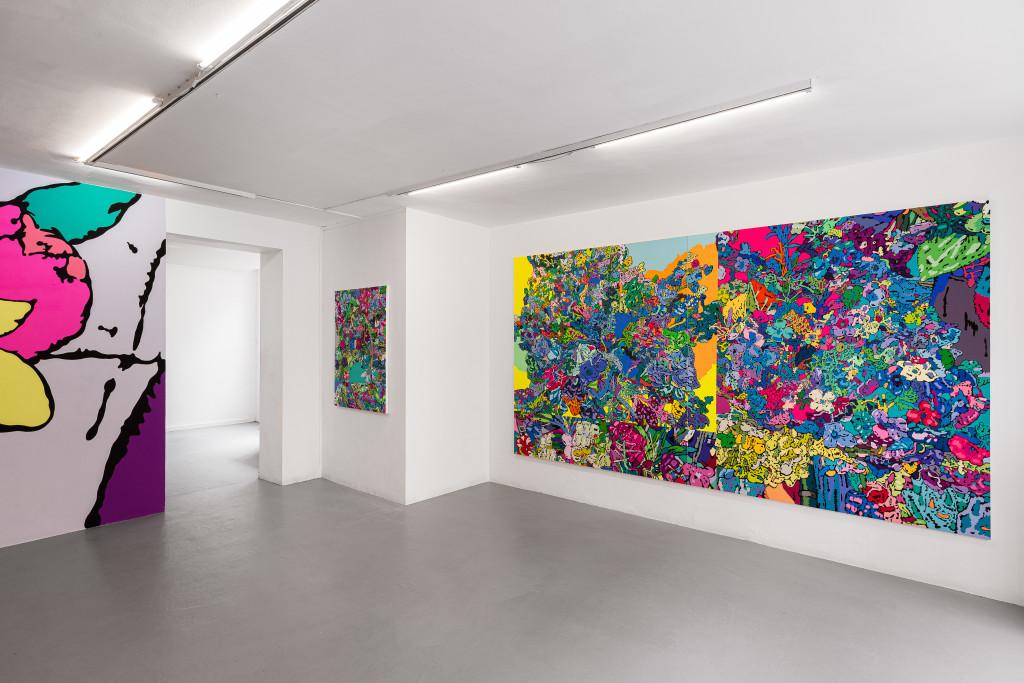 Monde Miracle – galerie Gilles Drouault, Paris