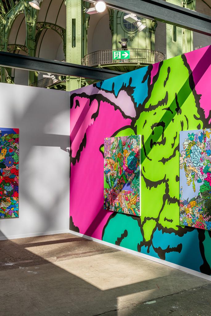 Art Paris with Gilles Drouault gallery, Paris