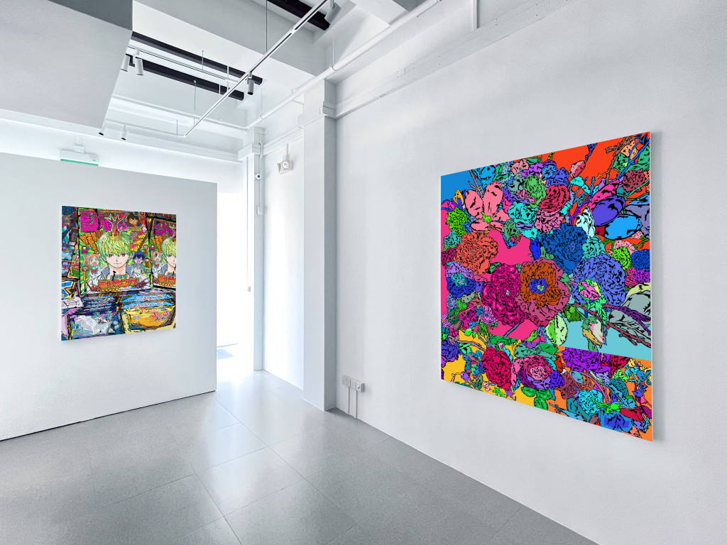 En plein chic – Cuturi gallery, Singapour