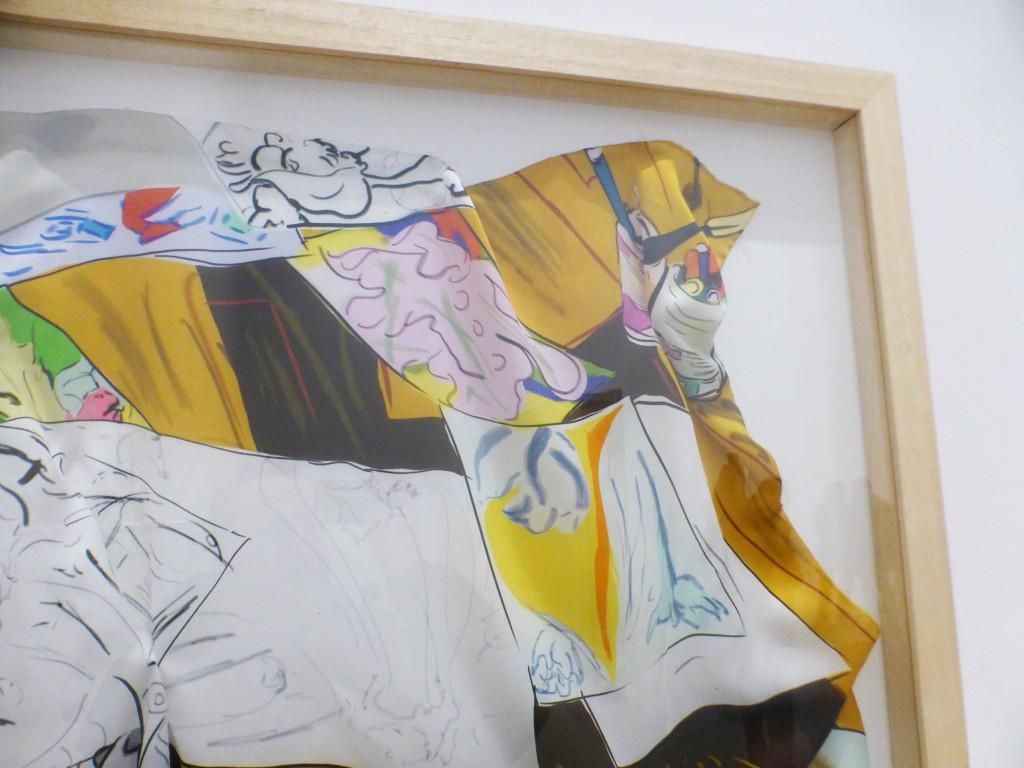 Jeune Création #66 (group show) – Thaddaeus Ropac (Pantin)