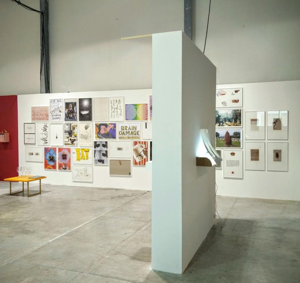 Projet 100 % (Galerie des Multiples) – ART-O-RAMA 2016