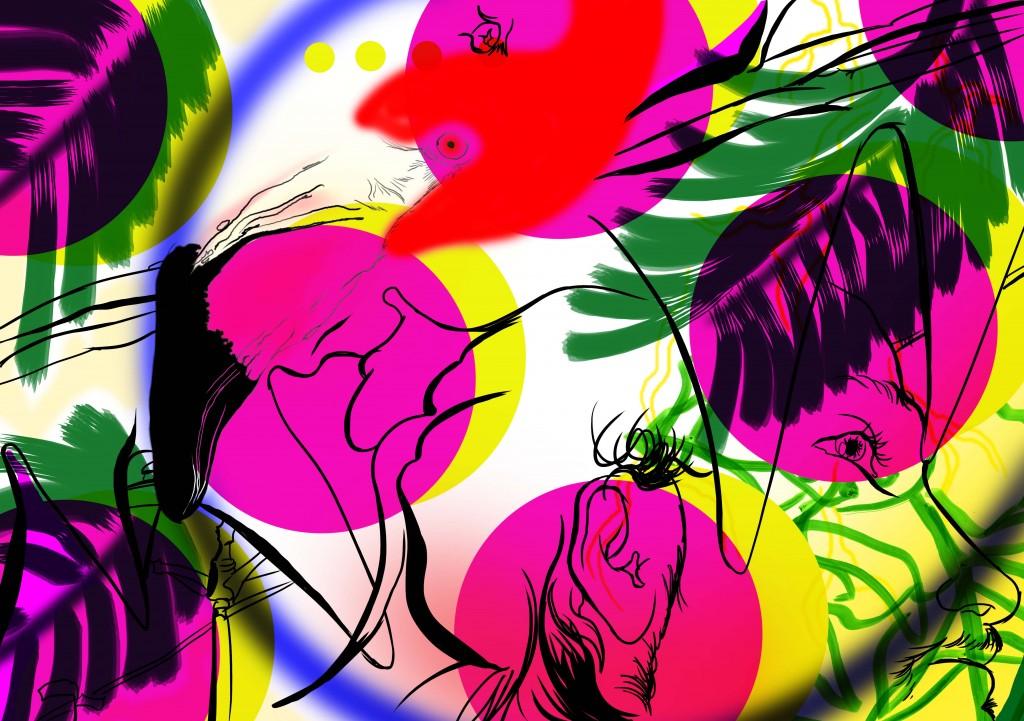 PINK FLAMINGO – Le fanzine