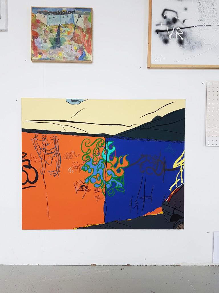 We are the ones painters – Carlsberg Byens Galleri (Copenhague)