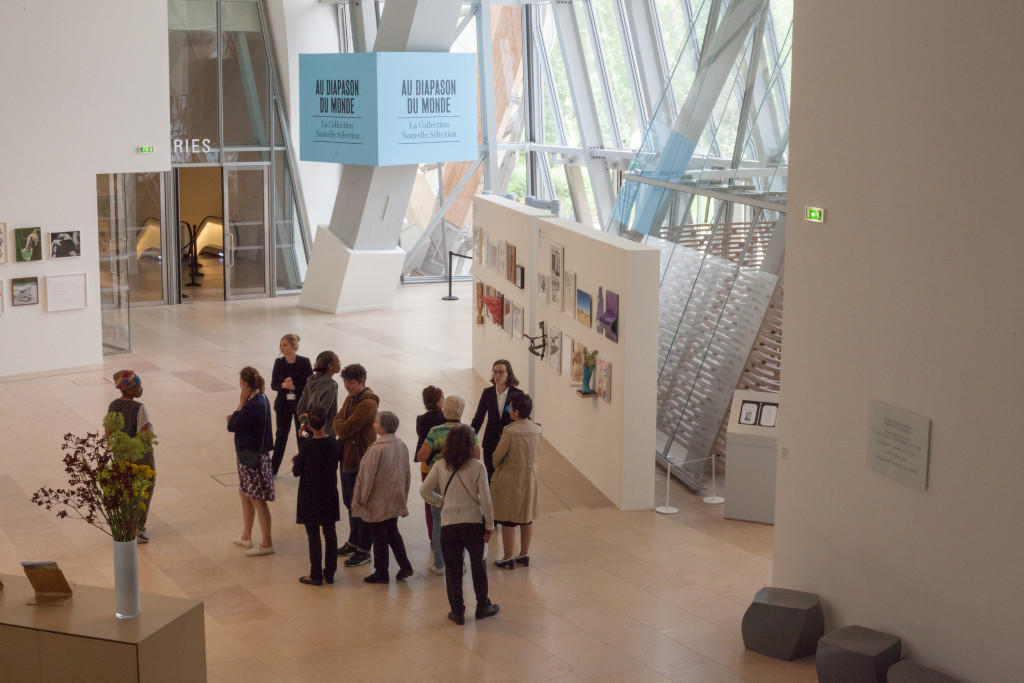 Recto-verso  – Fondation Louis Vuitton