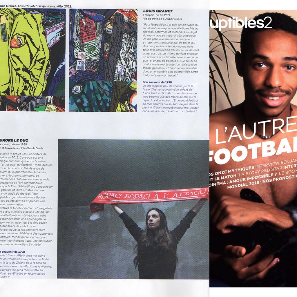 L'autre football – Les Inrockuptibles