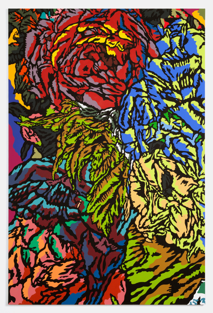 A terrible beauty – with Michael Bevilacqua, Neumann Wolfson Art, NYC