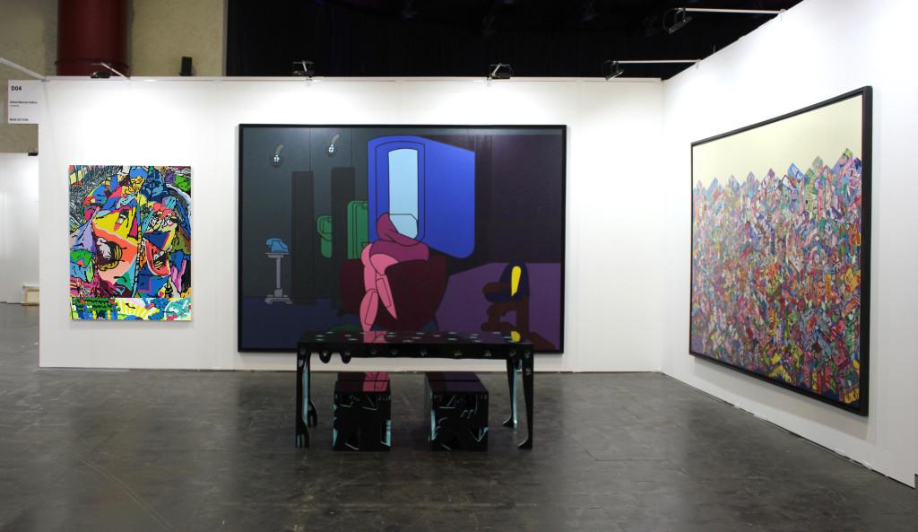 Luxembourg Art week with Zidoun-Bossuyt gallery, Luxembourg