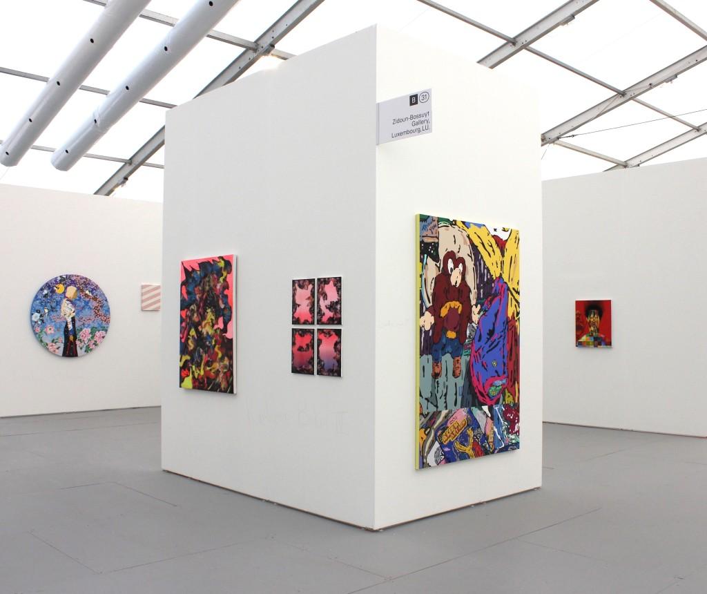 Untitled with Zidoun-Bossuyt gallery, Miami
