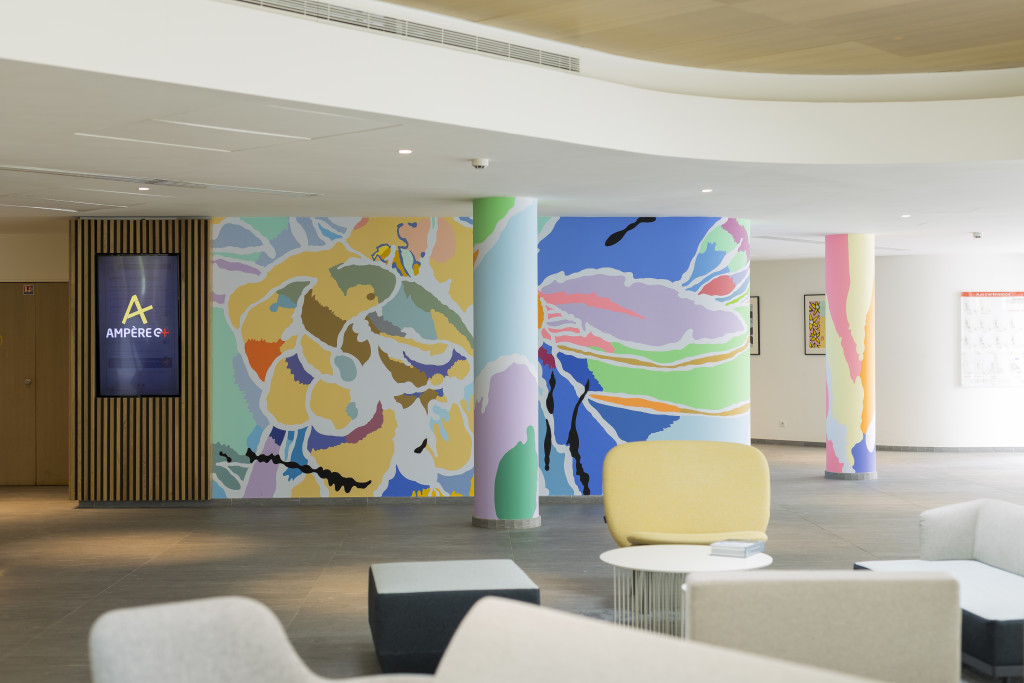 Projet Art Affaires – Quartier de La Défense